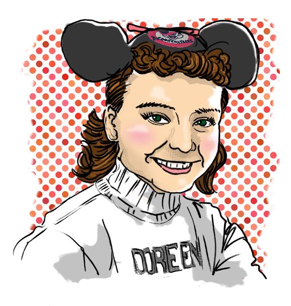 Doreen!