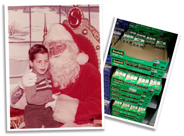 must be Santa! must be Santa! must be Santa! Santa Pincus!