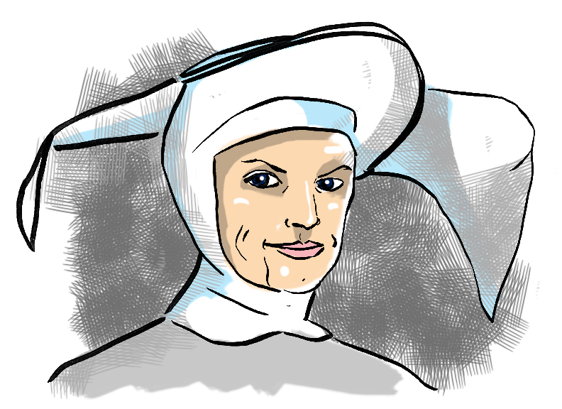 Reverend Mother Placido